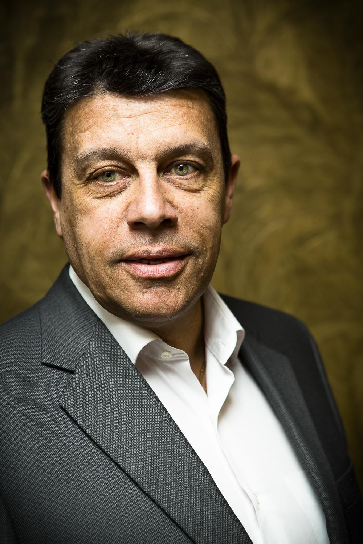 Portrait photographique de Xavier BEULIN Président de la FNSEA