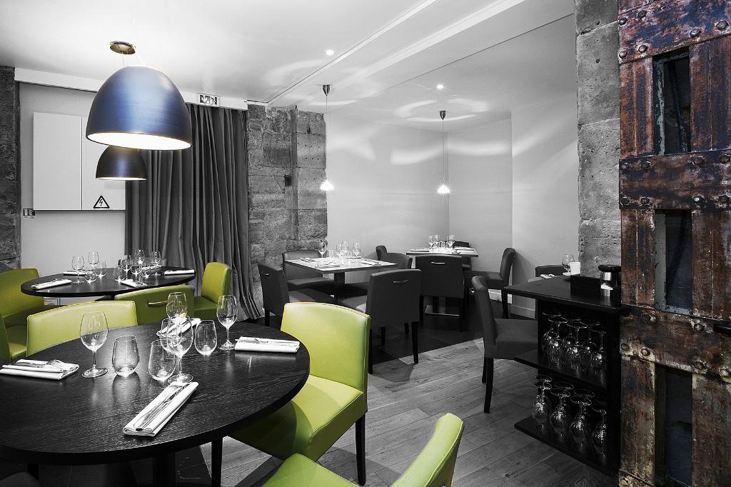 Restaurant Rue Des Blanc Manteaux