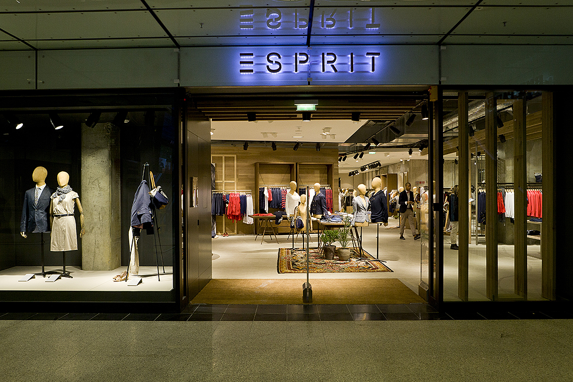 Boutique esprit gare st lazare paris photographe portrait corporate paris - Esprit magasin paris ...