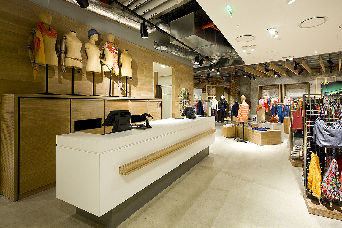 Boutique - Esprit magasin paris ...